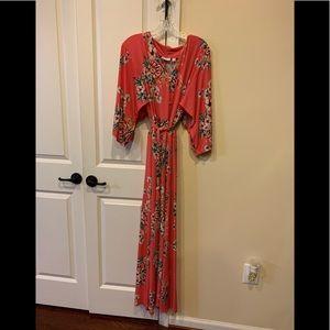 NY & Co Maxi Dress